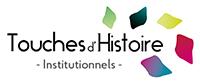 Institutionnels – Touches d'Histoire Logo